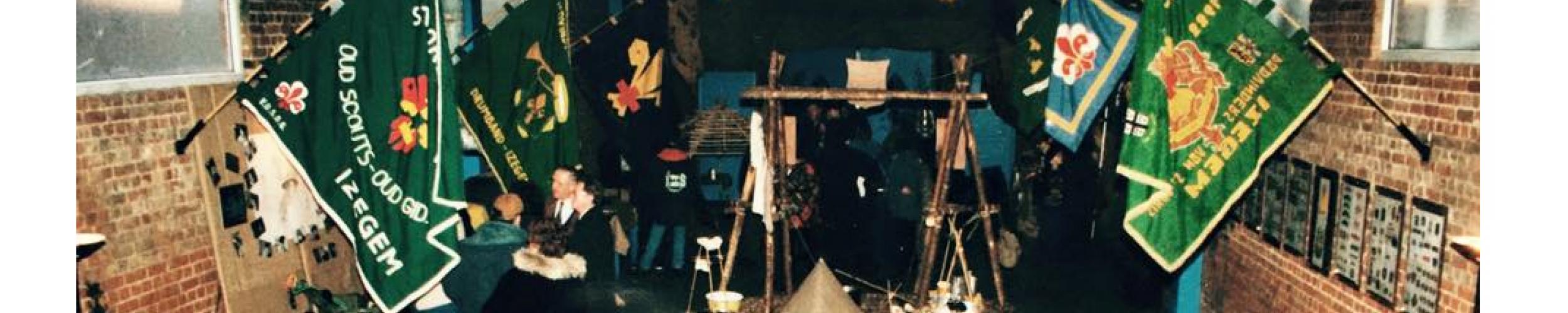 Laatste nieuws 100 jaar Padvinders van Sint-Joris